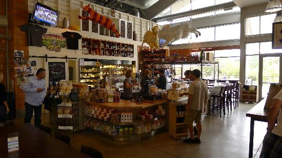 Cheese Merchant at Oxbow Public Market