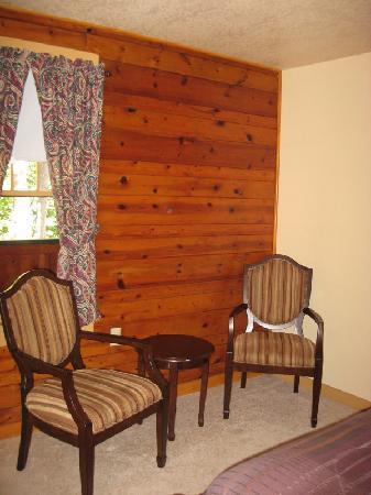 Battle Creek Lodge: Our Room
