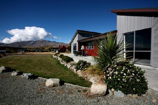 Lake Tekapo Holiday Homes: Rossendale Holiday Home