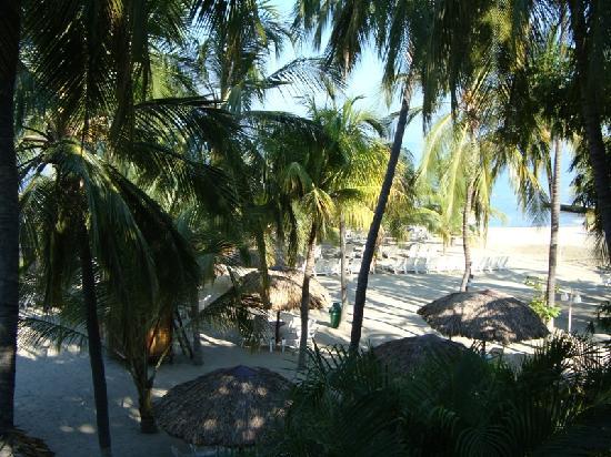 Decameron Galeon: Area de la playa