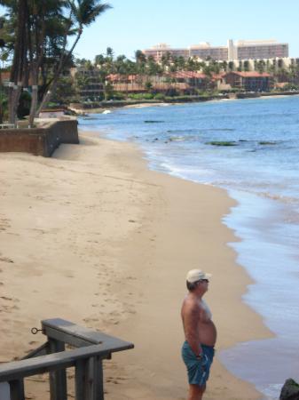 Kaleialoha Condominiums: Sandy Beach