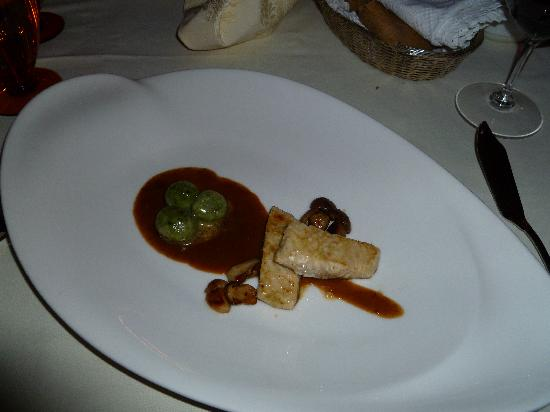 Arany Kaviár Restaurant: Strugeon