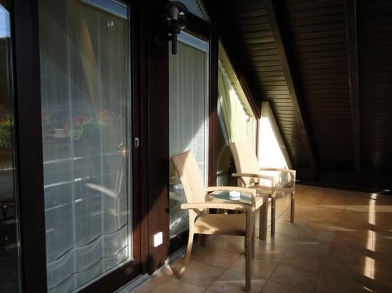 Ringhotel Sonnenhof Hotel: balcony