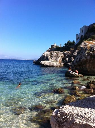 Uliveto Guest House: Scopello Beach