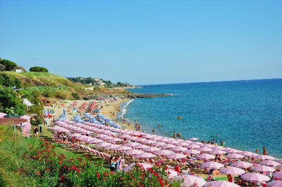 Villaggio Mareneve: spiaggia