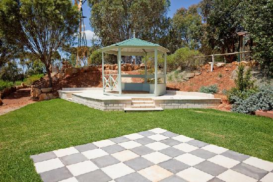 Avalon Homestead: Play a game of Giant Chess