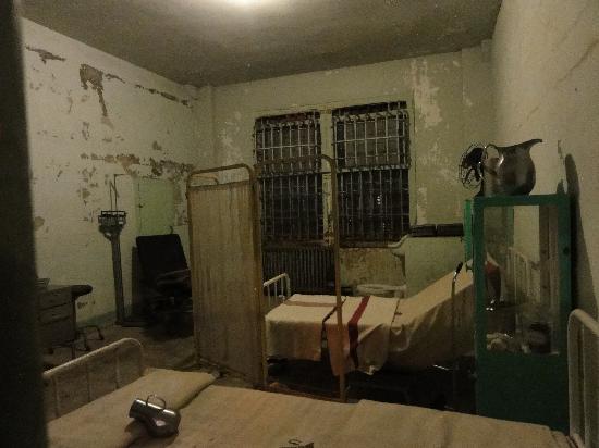 อัลคาทราซ: Prison Hospital ward