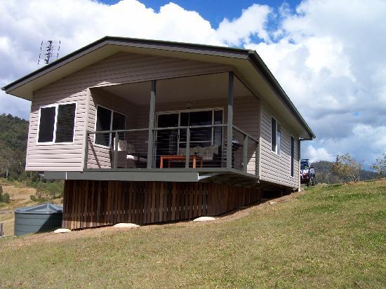 Yabbaloumba Retreat : cottage