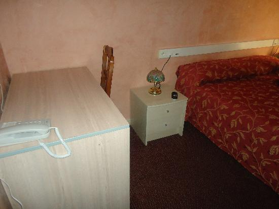 Little Palace: Desk by the door