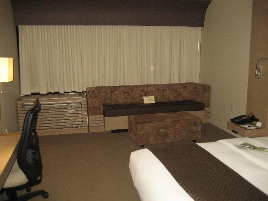 DoubleTree by Hilton Hotel Monrovia - Pasadena Area: sitting area