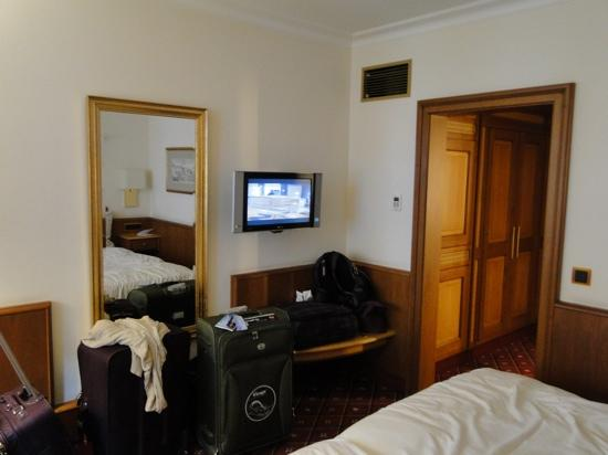 Platzl Hotel: good location