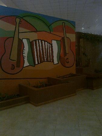 Sol Cataratas Hotel: Salón principal