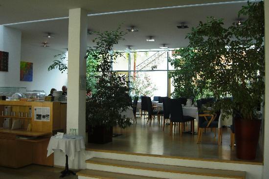 Hotel & Gasthof Klinglhuber: breakfast area