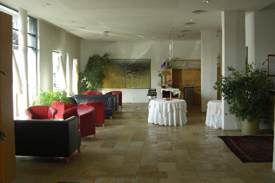 Hotel & Gasthof Klinglhuber: Lobby area