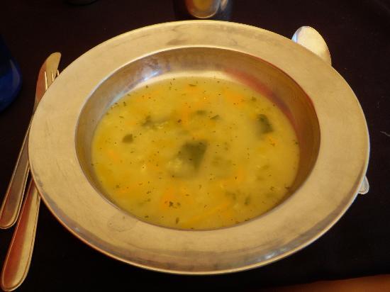 Enigma: soup