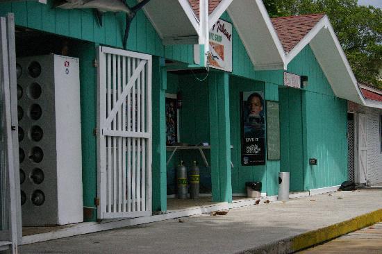 Fantasy Island Beach Resort: Fantasy Dive Shop