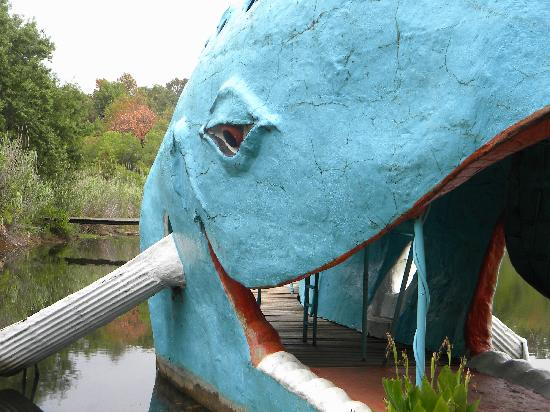 Blue Whale of Catoosa: blue whale 1