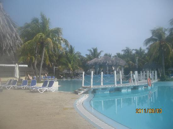 Melia Las Antillas: Picine
