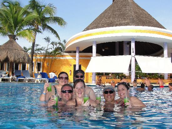 Iberostar Paraiso Del Mar: Great time!