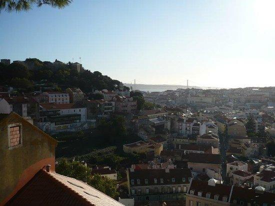 Rent a Fun - Electric Bike tours & Rentals: view form Graça's viewpoint
