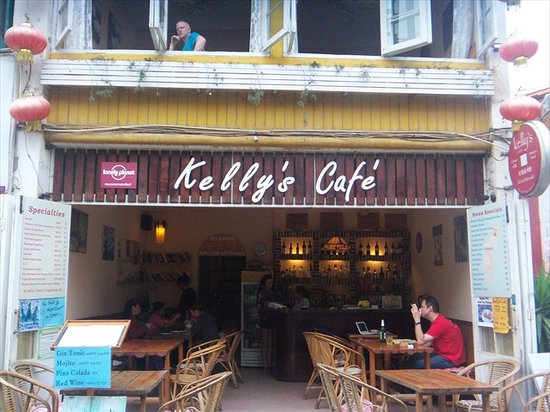 YangShuo DengLong FengWei Guan: Kelly's Cafe chinese and western food