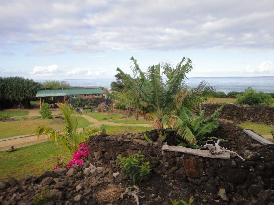 Pikera Uri Eco Lodge: vista