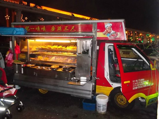 Fat Boy Steamboat: The Road side snack shop