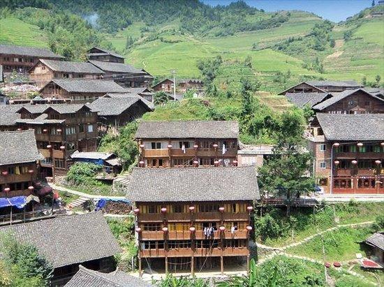 Dragon's Backbone Rice Terraces: The Village