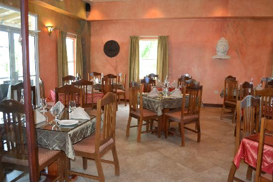 Mystic India - Dining Area