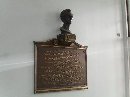 Massachusetts State House: Abraham Lincoln