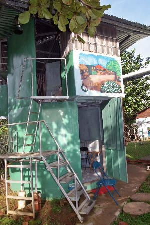 Hostal Veraguas: zwei Etagen