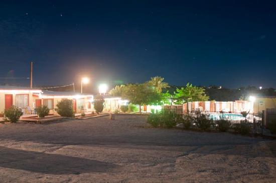 Harmony Motel: Nighttime at the Harmony