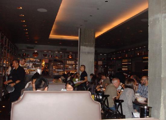 DBGB Kitchen & Bar: Interior of restaurant