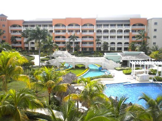 Iberostar Rose Hall Suites: view from my room
