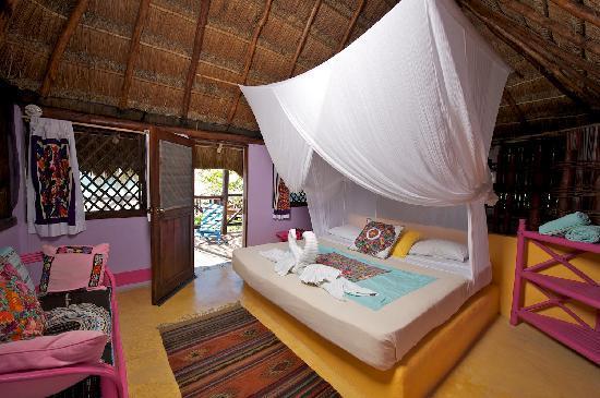 Tulum Hemingway Romantic Cabanas: Estrella room