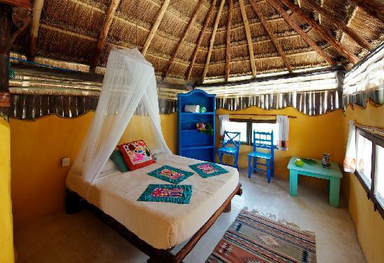 Tulum Hemingway Romantic Cabanas: Caracol room