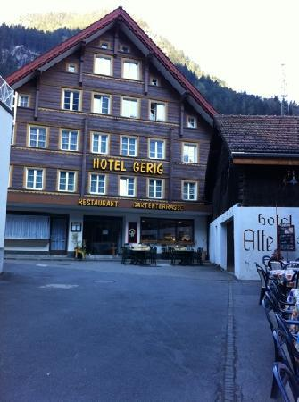 Hotel Gerig: good choose