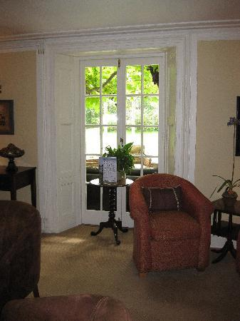 The Old Rectory Hotel: Lounge area