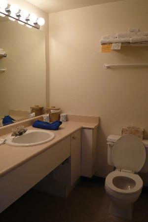 Sandcastle Inn: Bathroom