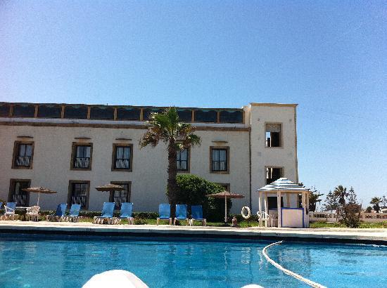 Hotel des Iles: pool