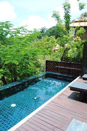 วิลล่า โซลิจูด รีสอร์ท แอนด์ สปา: Grand Pool Villa - Swimming pool