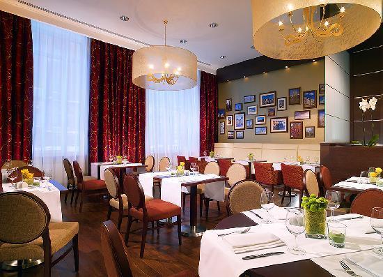 คอร์ทยาร์ด บาย แมริออท คาซาน เครมลิน: Hotel Restaurant