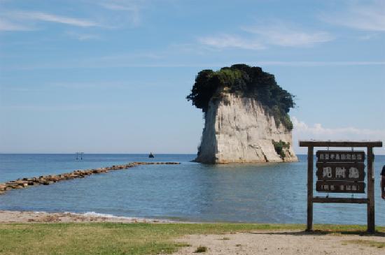 Mitsukejima Island: 見附島