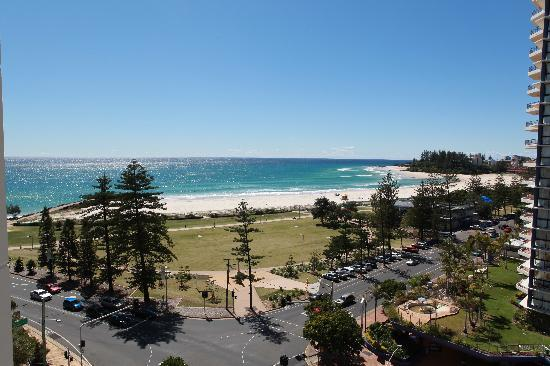 Blue C Coolangatta: View from the 9th floor