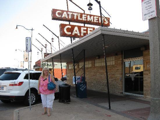 Cattlemen's Steakhouse, Oklahoma City, OK