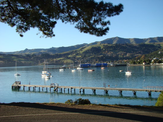 The Trading Rooms Restaurant and Pantry: Restful Akaroa