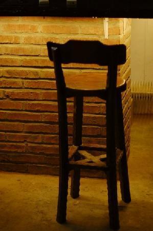 My-loft Youth Hostel: chair (