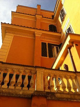 Hotel San Anselmo: perfect hotel