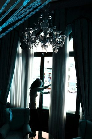 Hotel Palazzo Stern : Junior suite