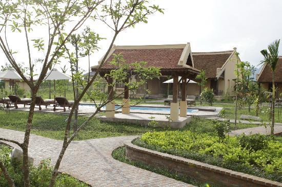 เอเมอรัลดา รีสอร์ท แอนด์ สปา นินบินห์: Villages